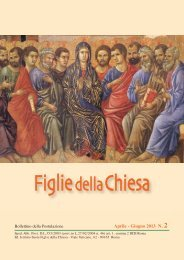 N 2 Bollettino -2013 ok:Layout 1 - Figlie della Chiesa