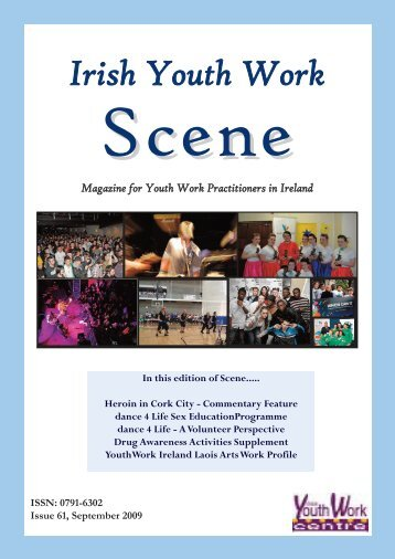 Issue 61: September 2009 - Youth Work Ireland