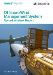 Offshore Wind Management System - James Fisher and Sons
