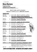 Ogni giorno in preghiera con Maria Santa Maria... ora pro nobis - Page 2