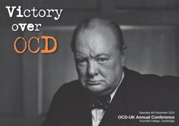 Cambridge Conference - OCD-UK