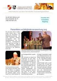 Info 03-2013.pdf - Freiwillige Feuerwehr Henndorf am Wallersee