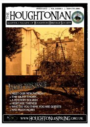 The Houghtonian Magazine Vol 2 Issue 1 - Houghton-le-Spring