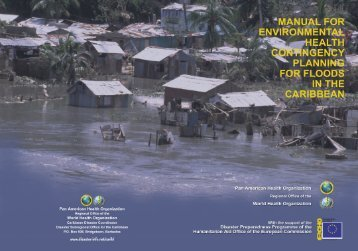 Manual for Environmental Health Contingency Planning for Floods ...