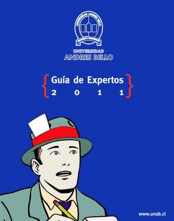 Guía de Expertos 2 0 1 1 - Noticias Universidad Andrés Bello