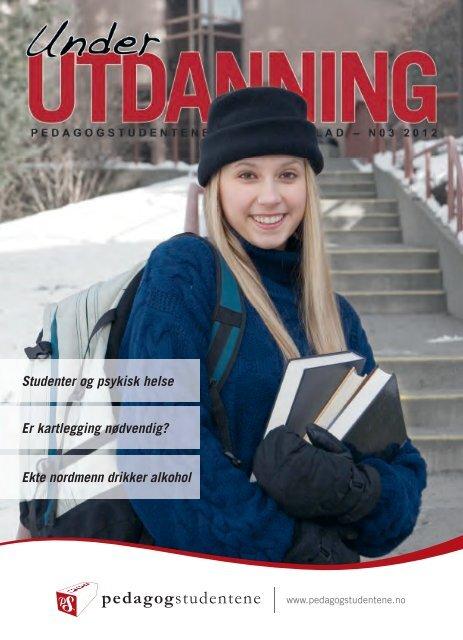 UU 3/2012 - Pedagogstudentene