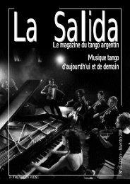 Le magazine du tango argentin Musique tango d'aujourdh'ui et de ...