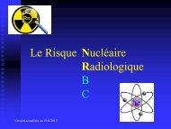 201308 Risques Nucleaire et Radiologique.pdf - CHU de Rouen