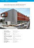 Referenzen Reference projects - Metallbau Schilloh GmbH - Page 5