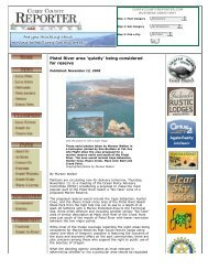 Curry County Reporter - Oregon Coastal Zone Management ...