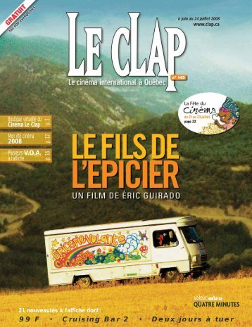 QUATRE MINUTES - Le Clap