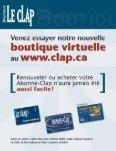 QUATRE MINUTES - Le Clap - Page 2
