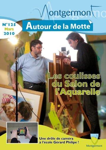 autour 125 - Montgermont
