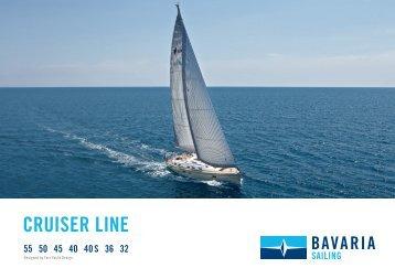 Cruiser Line Catalogue [12MB] - Bavaria Boats: HOME