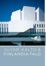 ALVAR AALTO & FiNLANdiA-TALO