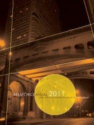 Relatório Anual 2011 - Sindihospa