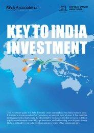 India Investment Guide - Corporate Catalyst India