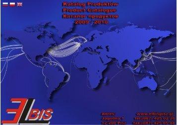 Elbis Katalog 2009 - Elbis.pisz.pl
