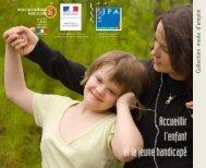 Accueillir l'enfant et le jeune handicapé - La Jeunesse au Plein Air