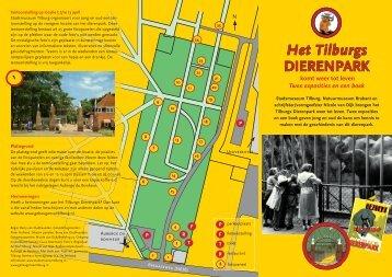 Het Tilburgs DIERENPARK - Historie Tilburg