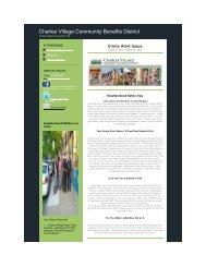 Charles Village Community Benefits District
