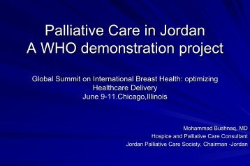 Bushnaq - Breast Health Global Initiative