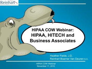 Handout 1 - hipaa cow