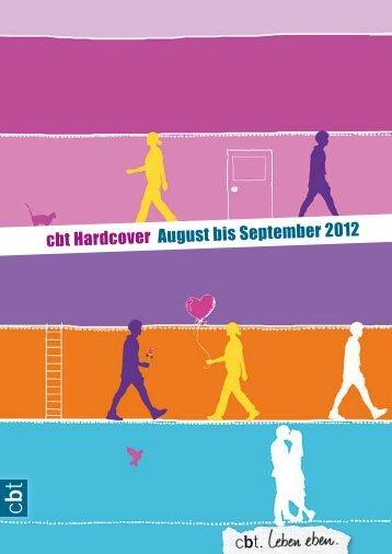 cbt Hardcover - Vorschau Herbst 2012 - Verlagsgruppe Random ...