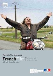 programme - Irish Film Institute