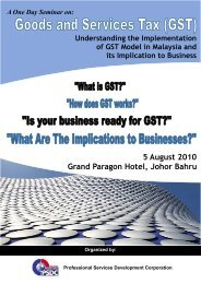 GST - BROCHURE JULY2010.pub
