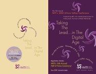 Downloadable Brochure - Women in Technology International