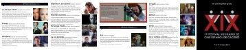 ver cine español ayuda premios san pancracios 2012 19 Gala ...