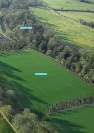 Football Pitches Team Building Area  - Carton House