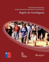 Región de Antofagasta - Inicio - Injuv