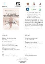 Como 26 ottobre 2006 ore 21.00 Edgar Reitz presenta Heimat 3 ...