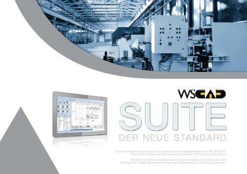 Funktionsübersicht WSCAD SUITE 2012