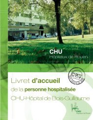 Télécharger au format pdf - CHU de Rouen
