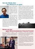 Vorgestellt: Nicola Keiling - gepe PETERHOFF - Seite 6