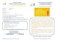Bulletin d'inscription L'adoption d'enfants à besoins spécifiques - EFA