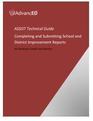 ASSIST Technical Guide - CSIP & CDIP - Ashland Independent ...