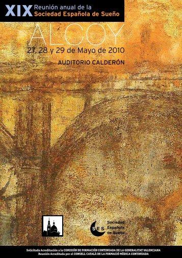 Descargar programa - Sociedad Española de Sueño