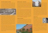 Allgemeines Info-Faltblatt - Hufeisensiedlung-Info