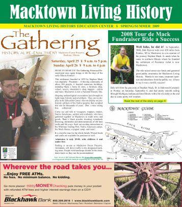 Spring/Summer 2009 - Macktown