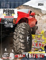 Download Pitbull Tires 2011 Catalog