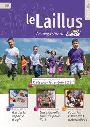 Le Laillus n°22 - Laillé
