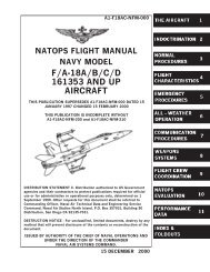 natops flight manual navy model f/a-18a/b/c/d 161353 and up aircraft