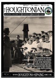 The Houghtonian Magazine Vol 1 Issue 4 - Houghton-le-Spring