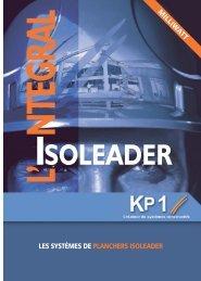 L'Intégral Isoleader - KP1