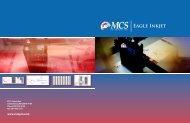 MCS Eagle Brochure PDF - Add-Jet Technologies