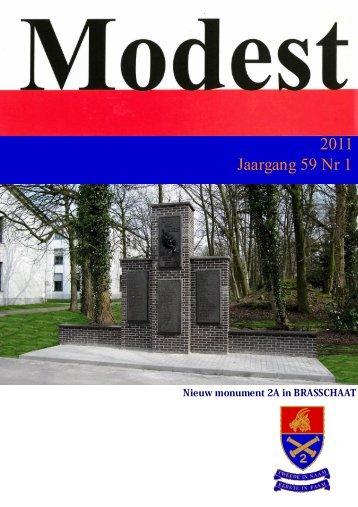 Jaargang 59 Nr 1 2011 - 2de-artillerie.be